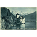 970 Chateau de Chillon et Dents du Midi Sartori st 1933