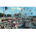 Partial view of midway of the York interstate fair Plastichcrome  1972