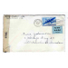 st Lake Forest 1945 Air mail 6306