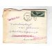 st Chicago 1942 /Trans Atlantic/Stockholm to Sweden med brev 5028