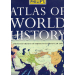 Philip`s Atlas of world history From the origin of humanity to the year 2000 red Patrick K O`Brien Univ of London 2000 pent