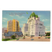 CNR hotel/Medical Dental building/Christ church cathedral BC Canada
