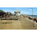 General panorama Hampton Beach st Hampton/Chaux de Fomnis(Sveits) 1954
