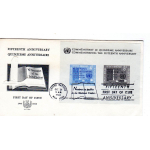 FDC United nations  1960